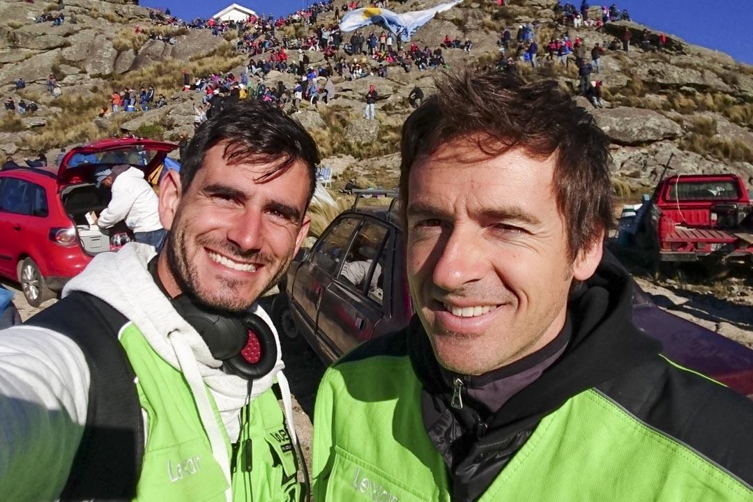 Bruce Jouanny - Argentine - Citroën Racing WRC