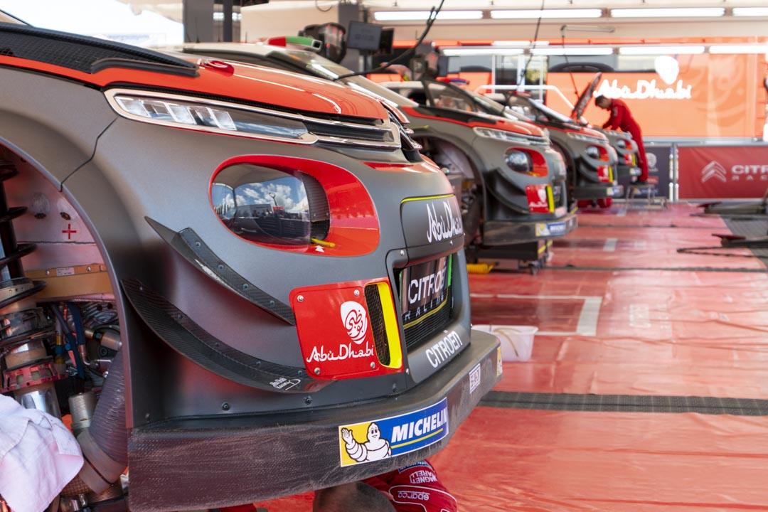 Citroën C3 WRC - Portugal - Citroën Racing WRC