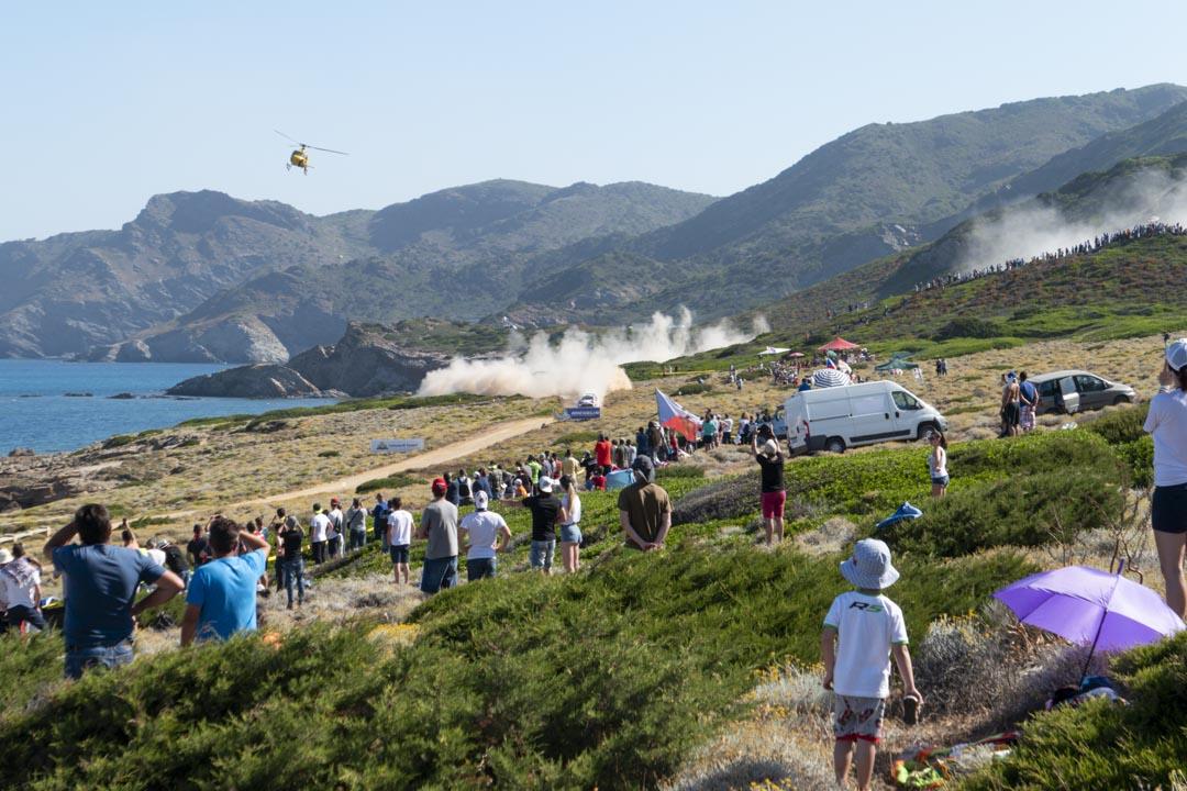 Sardaigne - Citroën Racing WRC