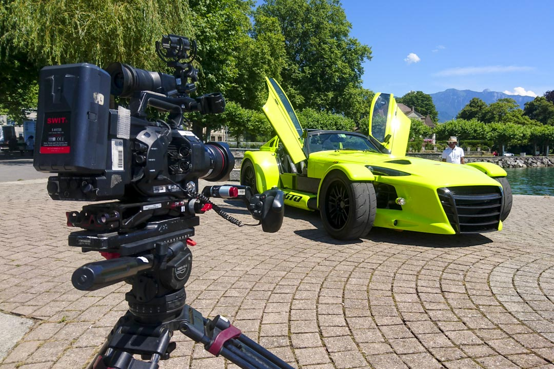 Donkervoort D8 GTO RS - Suisse - Top Gear France