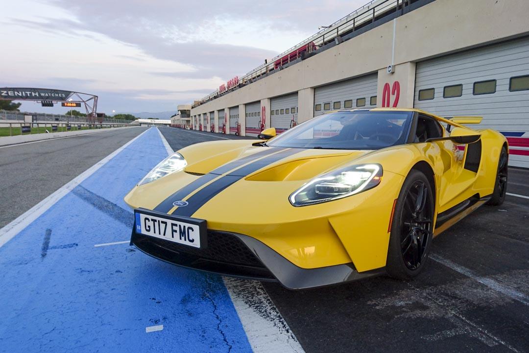 Ford GT - Castellet - Top Gear France