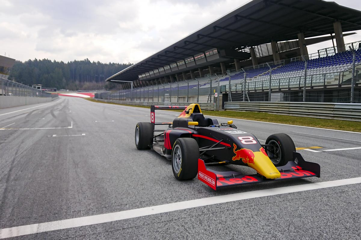 Formule 3 - Red Bull Ring - Top Gear France